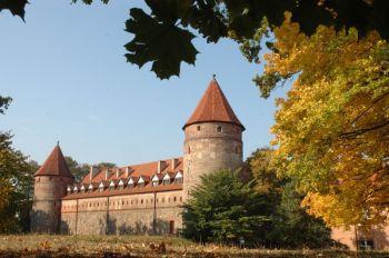 zamek krzy¿acki w Bytowie