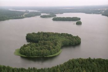 jezioro Jasieñ