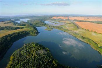 jezioro Mikorowo i Koziñskie
