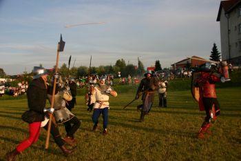 turniej rycerski w Tuchomiu
