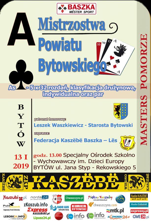 Mistrzostwa Powiatu Bytowskiego - BASZKA Masters Pomorze
