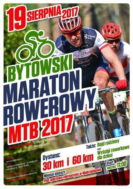 Bytowski Maraton Rowerowy MTB 2017