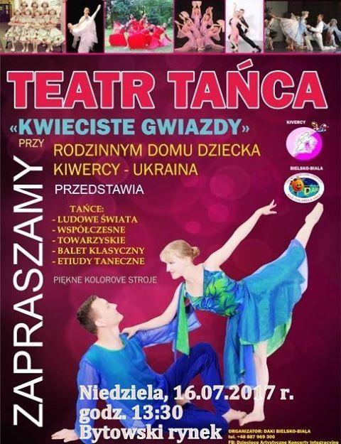Teatr Tañca Kwieciste Gwiazdy
