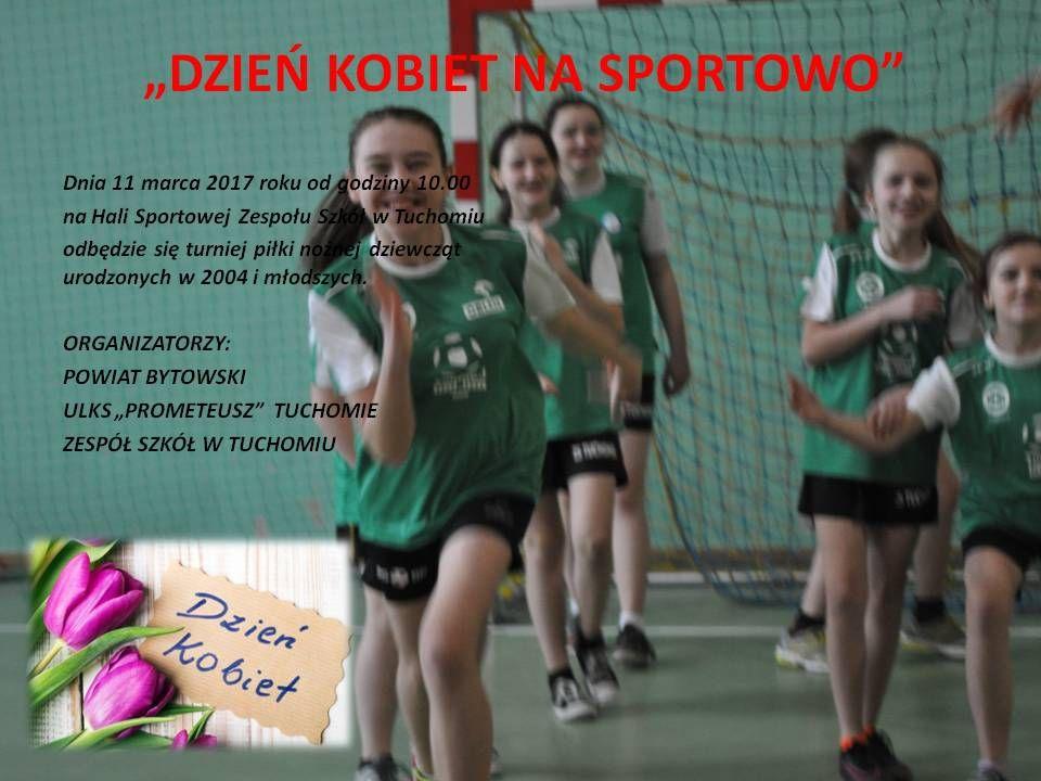 Dzieñ Kobiet na sportowo
