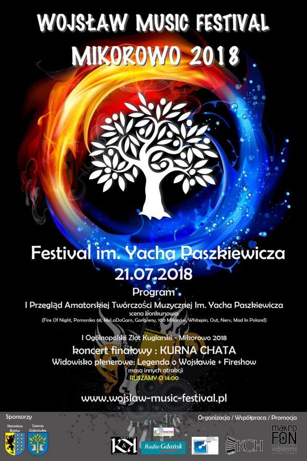 Wojs³aw Music  Festival