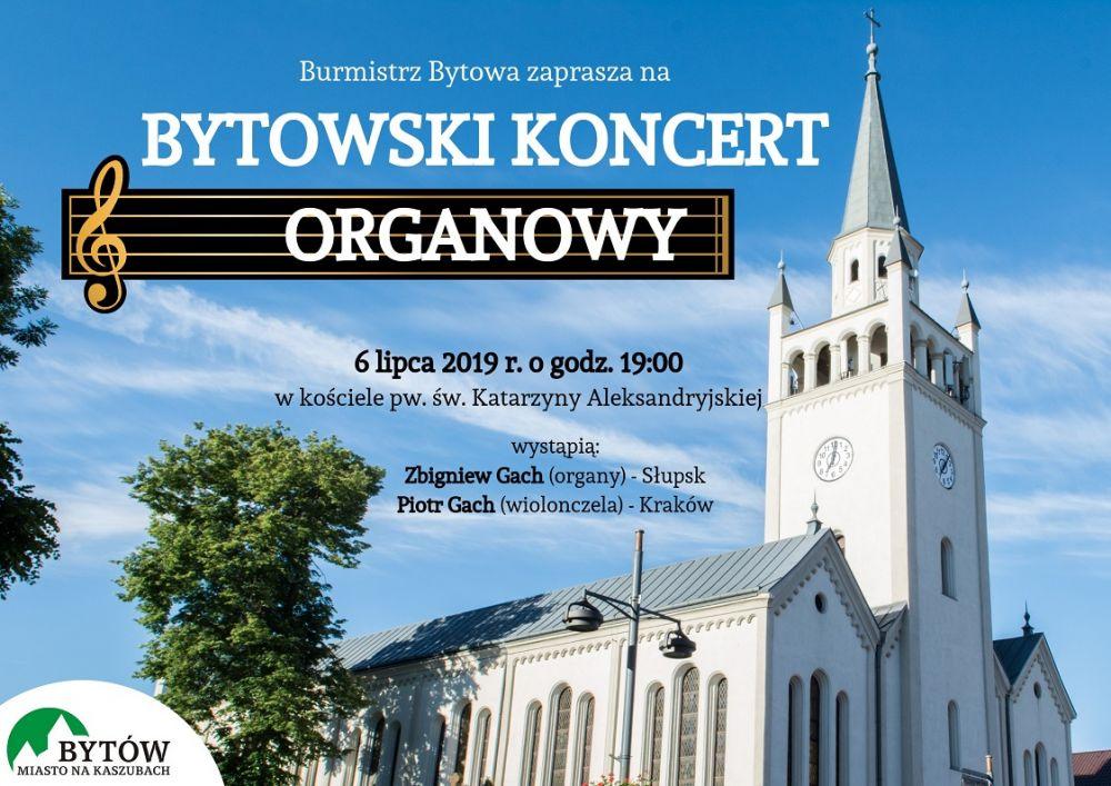 Bytowski Koncert Organowy