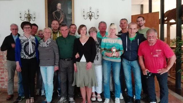 Go¶cie z Powiatu Schmalkalden-Meiningen w Powiecie Bytowskim