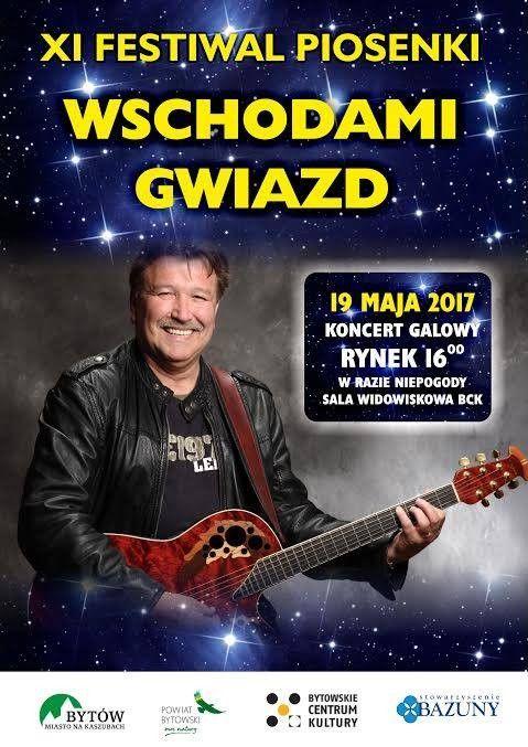 XI Festiwal Piosenki WSCHODAMI GWIAZD