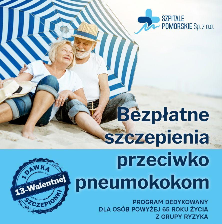 Bezp³atne szczepienia przeciwko pneumokokom dla seniorów