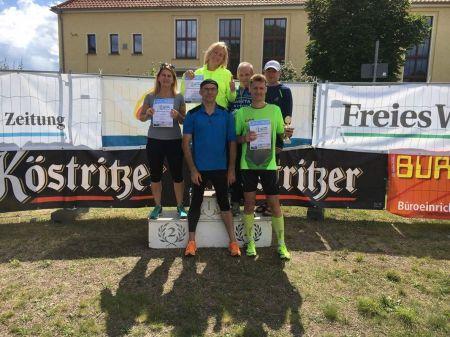 Sukcesy biegaczy i kolarzy w Niemczech