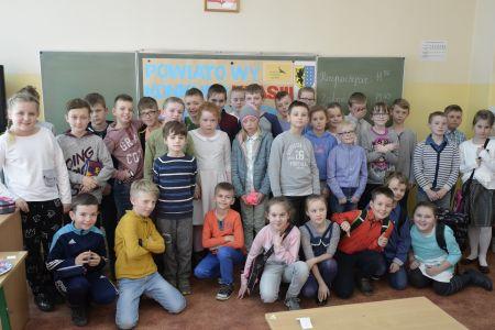 Powiatowy Konkurs Matematyczny klas trzecich