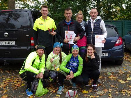 Udzia³ w 10.Rügenbrücken-Marathon