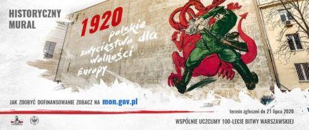 Historyczny Mural - 1920