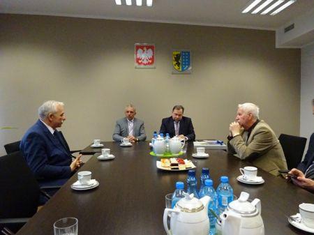 Wizyta Konsula Ukrainy w Bytowie