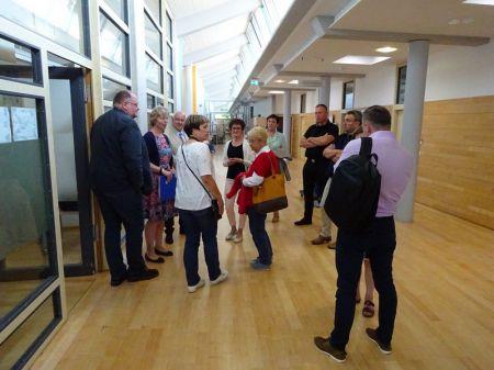 Wizyta oficjalnej delegacji w Niemczech