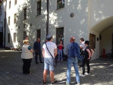 Delegacja z powiatu Vormpommern-Ruegen w Bytowie