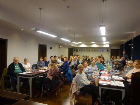 Wysoka frekwencja podczas szkoleñ dla NGO-sów
