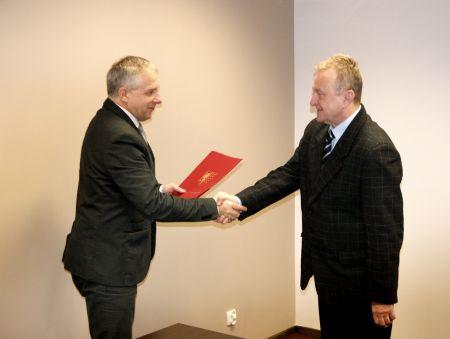Marian Miazga ponownie wybrany na Dyrektora ZDP w Bytowie