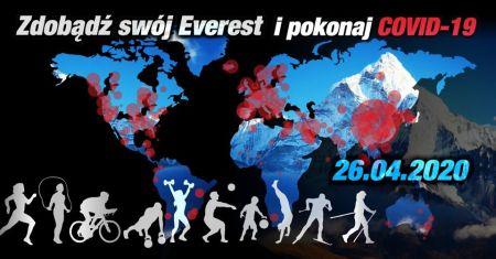 Zdob±d¼ swój Everest i pokonaj COVID-19