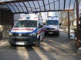 O ratownictwie medycznym w Miastku