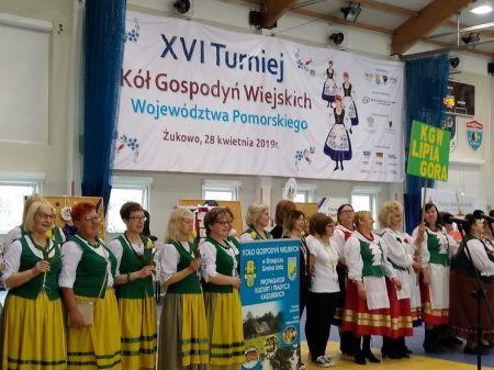 XVI Turniej Kó³ Gospodyñ Wiejskich Województwa Pomorskiego