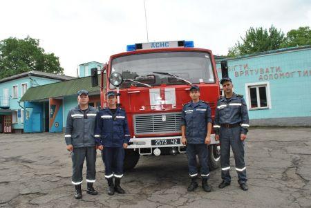 Wóz stra¿acki do Horochowa