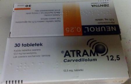 Komunikat dla pacjentów dot. leku ATRAM