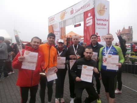 Sukcesy naszych biegaczy w Niemczech