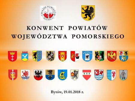 Konwent Powiatów Województwa Pomorskiego