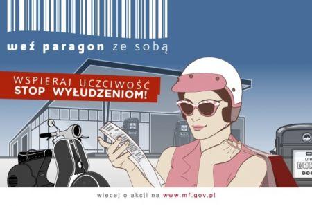 We¼ paragon ze sob± – startuje akcja informacyjna Ministerstwa Finansów