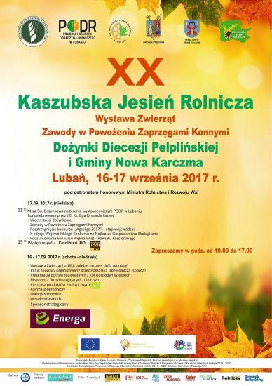 XX Kaszubska Jesieñ Rolnicza