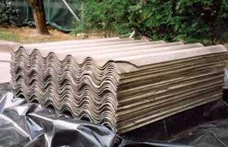 Fundusz zawiesi³ nabór wniosków na usuwanie wyrobów zawieraj±cych azbest