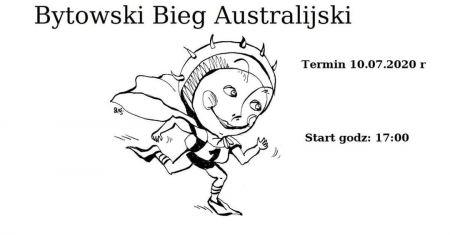 II Bieg Australijski o puchar Burmistrza Bytowa