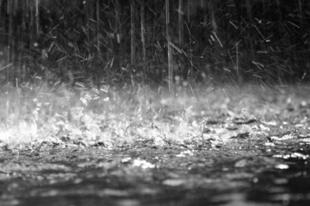 Uwaga - Intensywne opady deszczu