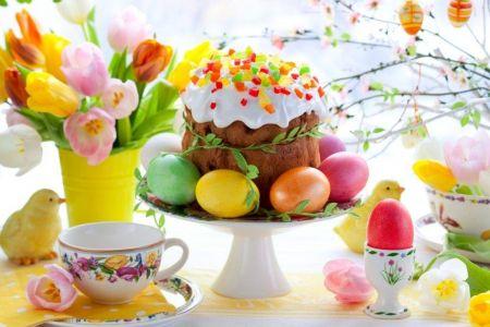 I Powiatowe Prezentacje Sto³ów Wielkanocnych