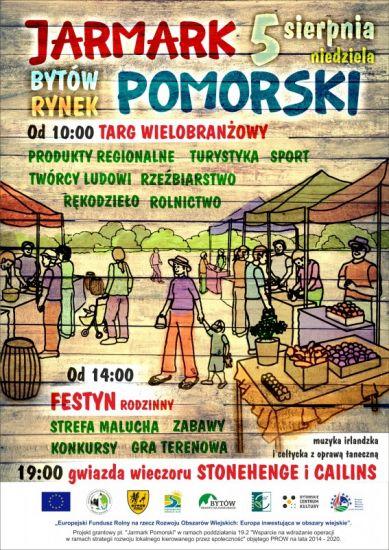 Jarmark Pomorski- festyn targowo-artystyczny