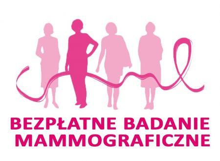 Bezp³atne badanie mammograficzne