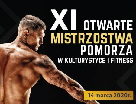 XI Otwarte Mistrzostwa w Kulturystyce i Fitness Kobiet i Mê¿czyzn 2020 r.
