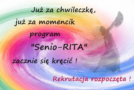 Rekrutacja do projektu Senio-Rita rozpoczêta