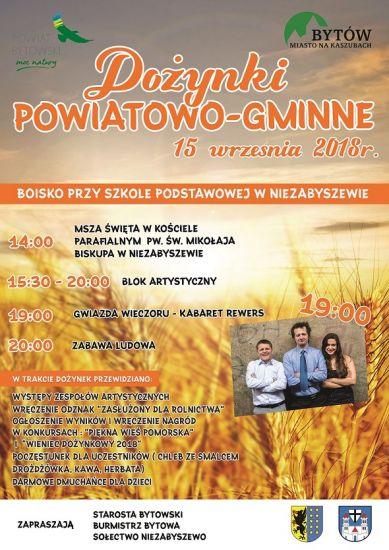 Do¿ynki Powiatowo-Gminne 2018