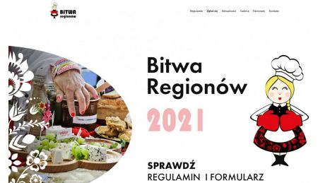 Bitwa regionów - konkurs kulinarny