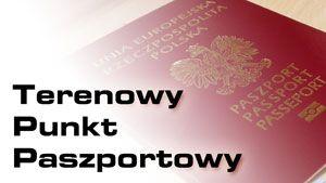 informujemy, ¿e 8 pa¼dziernika 2018 r. punkt paszportowy bêdzie NIECZYNNY.
