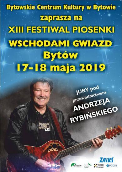 XIII Festiwal Piosenki Wschodami Gwiazd