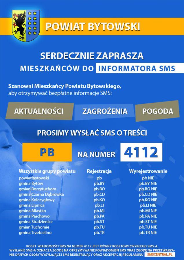 Informator SMS