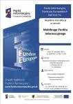 Bezpłatne konsultacje dla osób zainteresowanych pozyskaniem Funduszy Europejskich