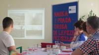 W ZSOiT podsumowano program Erasmus+