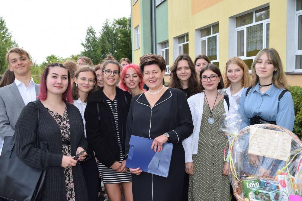 Nowy rok szkolny w Powiecie Bytowskim rozpoczêty!